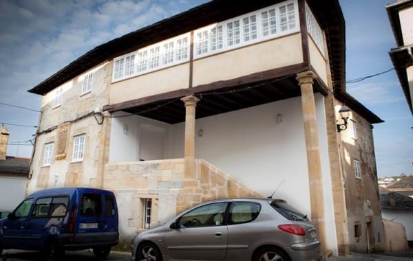 Rehabilitación Casa, Navia