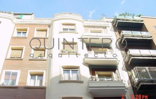 Reparación fachada, Madrid
