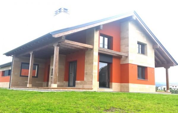 Casa Valle-Olaya en Coaña